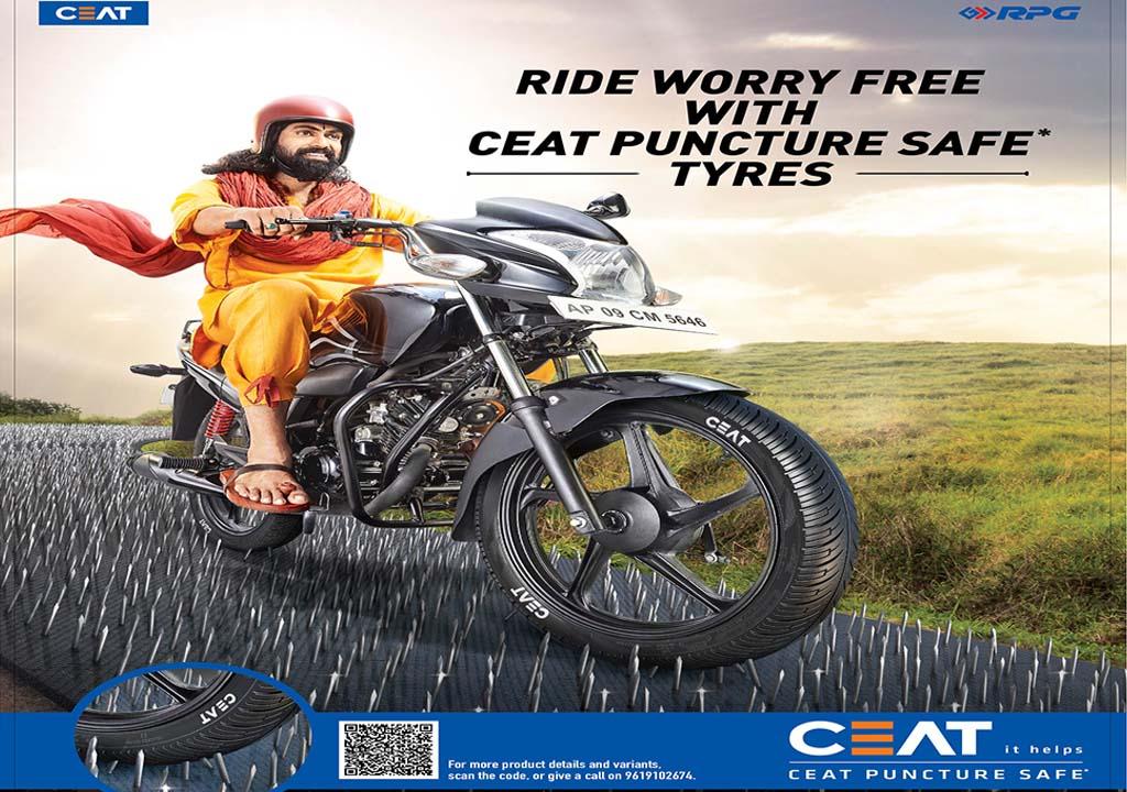 CEAT Tyres Signs Rana Daggubati As Brand Ambassador